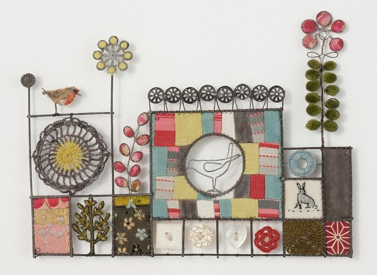 Liz Cooksey - Textile Artist - Gallery II