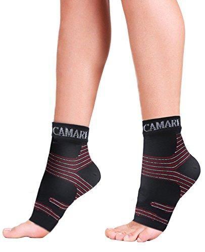Oferta: 23.41€ Dto: -65%. Comprar Ofertas de Calcetines deportivos contra la Fascitis Plantar de Camari Gear (1 PAR) - Calcetas de compresión premium para hombres y mujer barato. ¡Mira las ofertas!