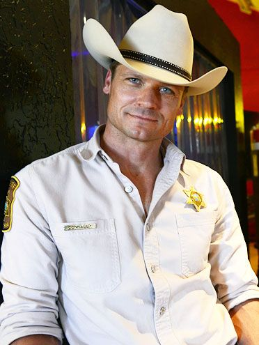 Bailey Chase as Branch Connally - Longmire