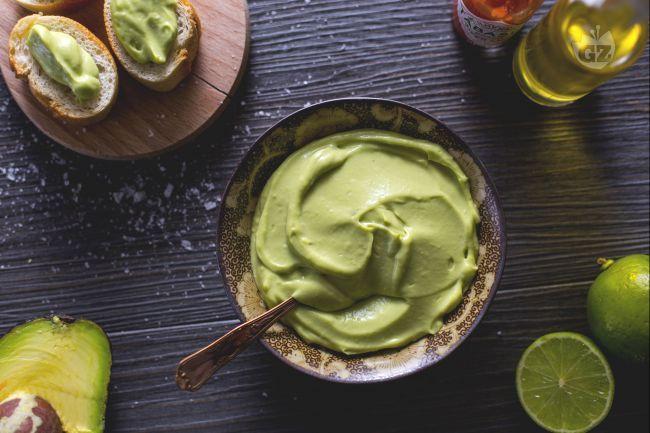 Ricetta Finta maionese di avocado - Le Ricette di GialloZafferano.it