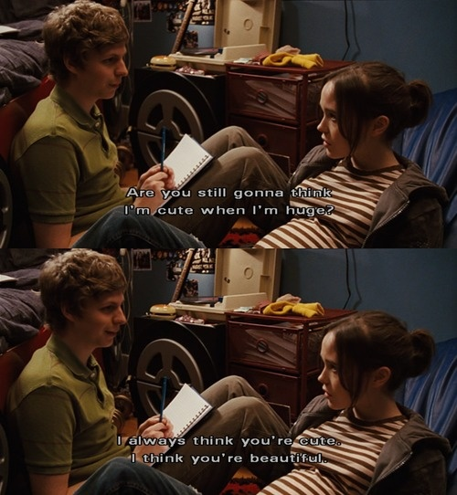 Juno  that is the sweetest thing ever