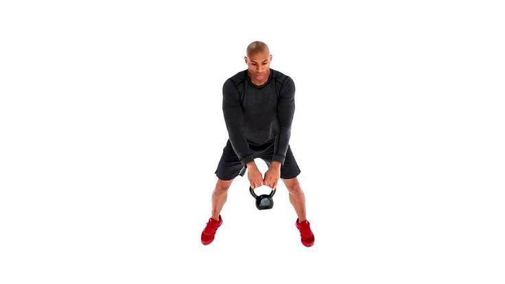 Agachamento sumô com balanço : Quadríceps, Glúteos - MSN Saúde e Bem-estar