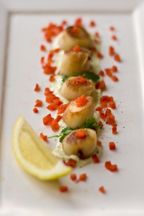 ... Diet, Recipe Editing, Frenchforfoodi Com, Seared Soy, Seared Scallops