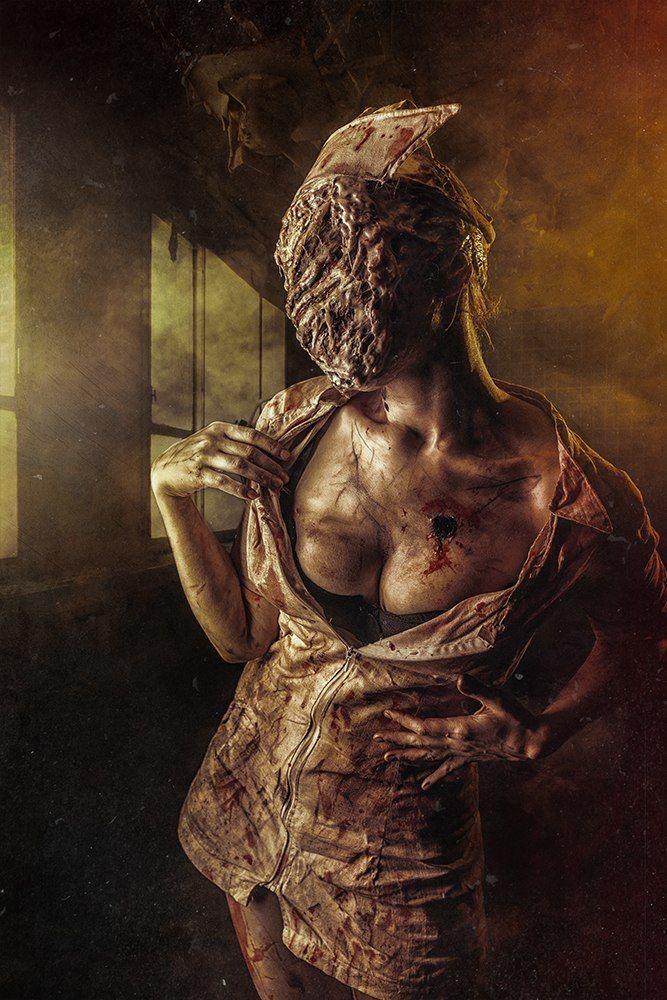 129 mejores imgenes de Silent Hill en Pinterest  Videojuegos