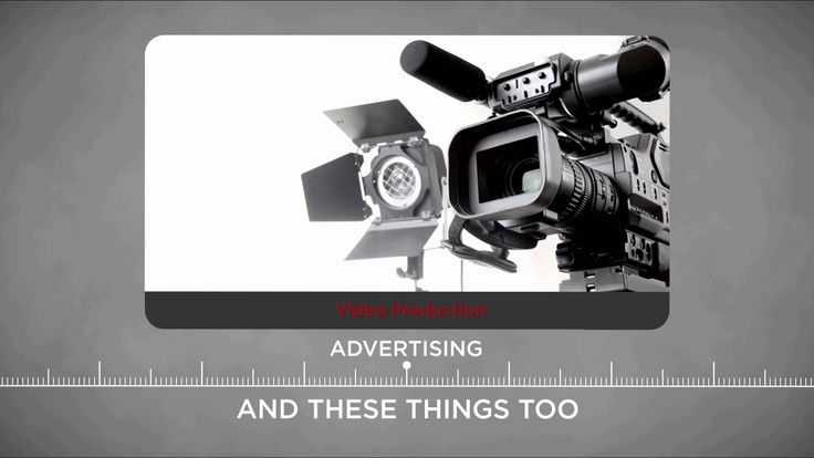 Creative At Work Advertising, timeline video. Tell us what you think :)