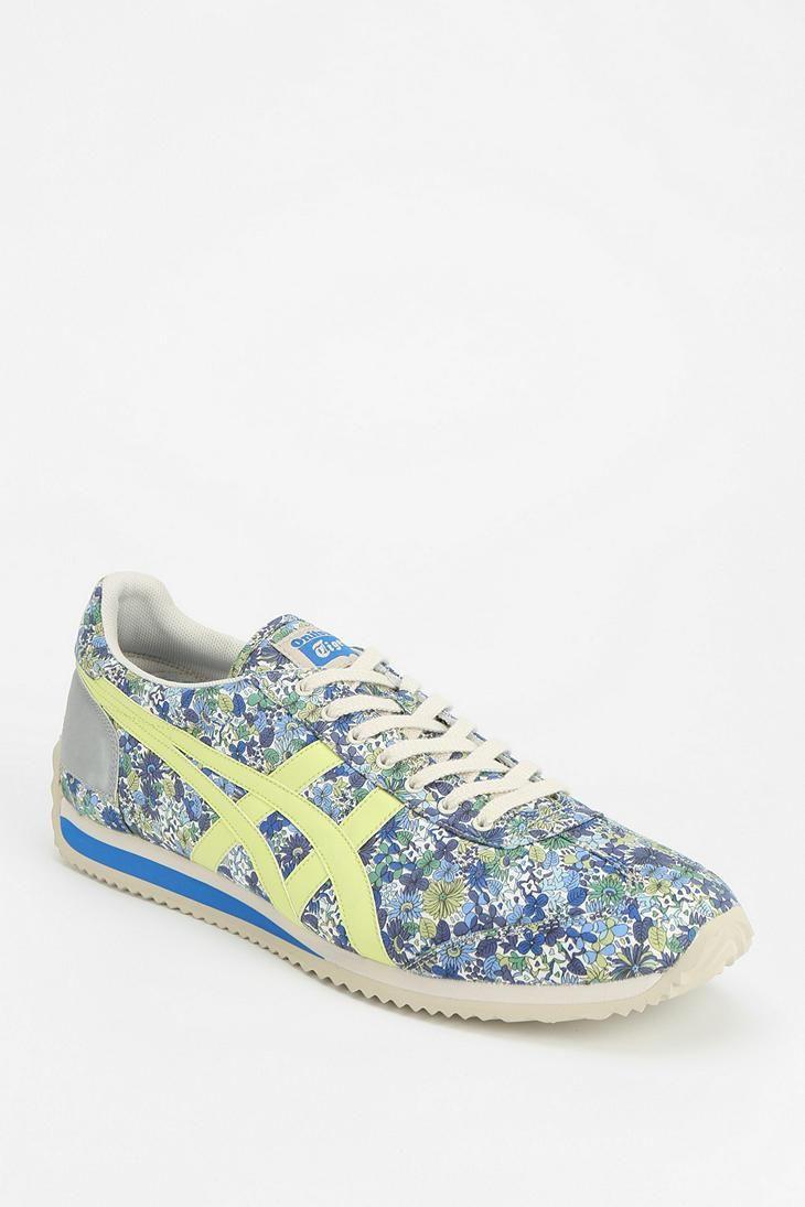 Asics X Liberty London Cali 78 Running Sneaker #urbanoutfitters