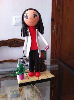 Fofuchas Beniarjó: Fofucha Doctora