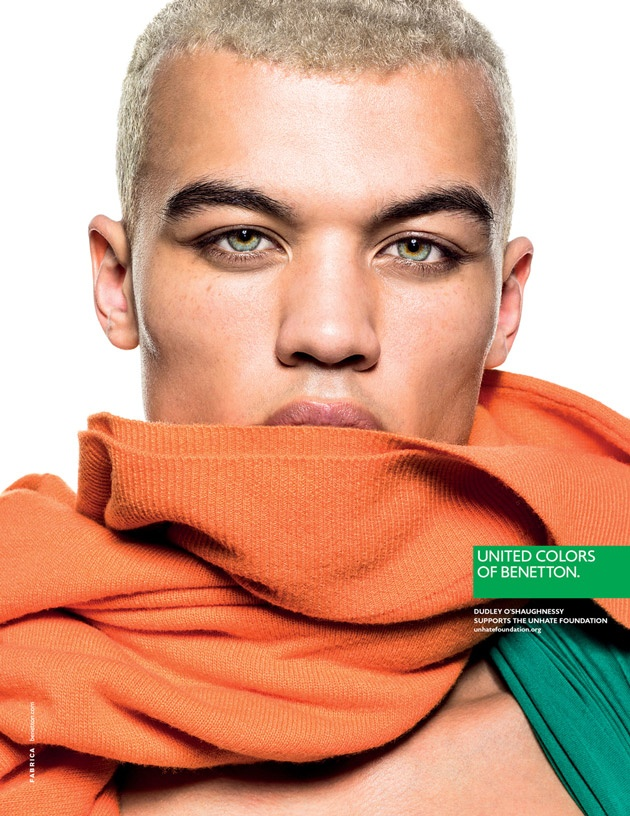 Benetton - Unhate Foundation (Oliviero Toscani)