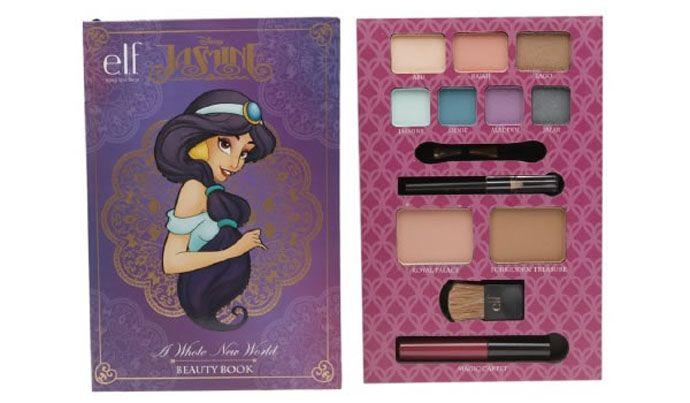 Coleção de make, esmalte e nécessarie da Jasmine