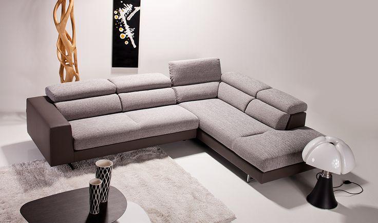 Salotto ad angolo | Il divano Dafne di Dondi Salotti - Ambientazioni - #DondiSalotti #divani #divaniangolari #italiandesign #MadeinItaly #qualità. Scopri tutte le caratteristiche su: www.dondisalotti.it