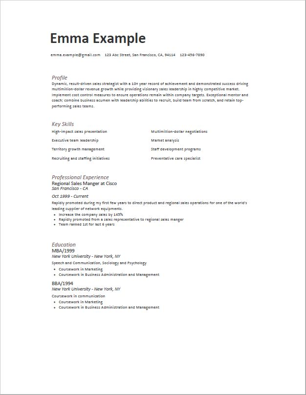 simple resume template for students  college grads  no