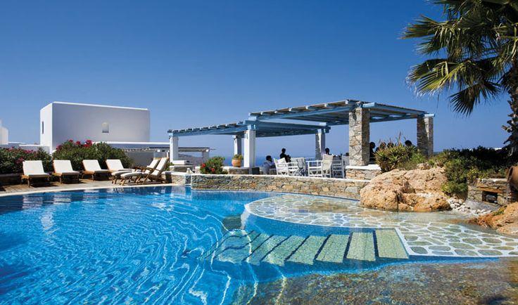 Aaahhhhhh . . . Folegandros - Anemomilos Apartments - Greece