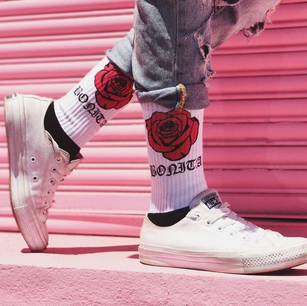viva la bonita socks