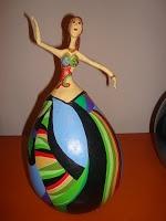 Fazendo Acontecer: Bonecas de cabaça- Brasil
