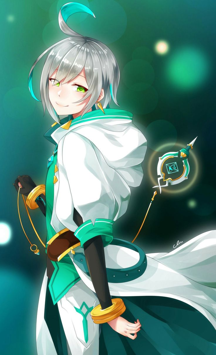 Pin by Erwin on Ain   Elsword, Anime boy, Cute characters