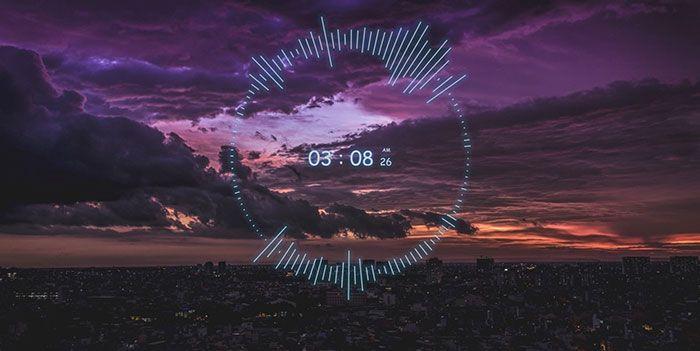 Pin On Audio Visualizer