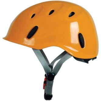 Liberty Mountain Combi Helmet (for rock climbing)   The Combi has a vented shell to keep you cool on warm days while cragging or mountaineering.   at www.weighmyrack.com/ #rock #climbing #gear