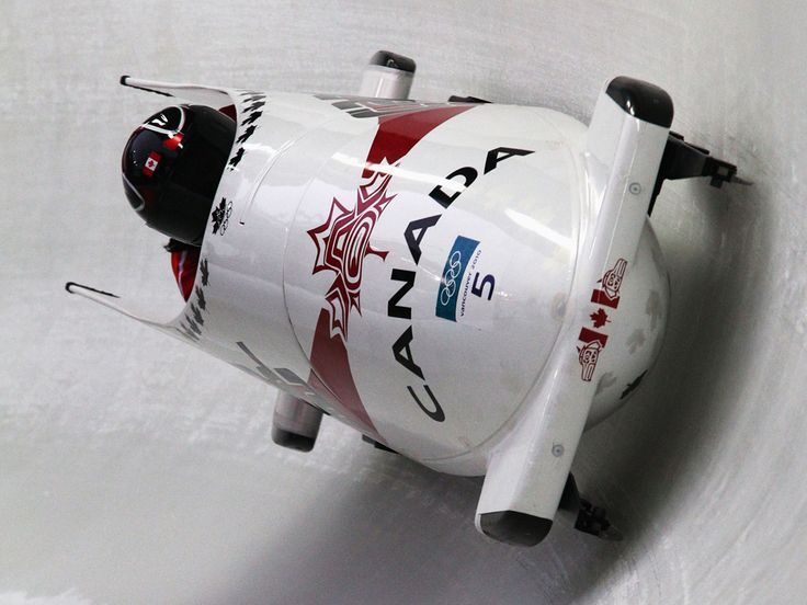 Canada Team Bobsleigh - 2010 Vancouver Olympic Winter Games. Canada claimed medals in both women's and men's.