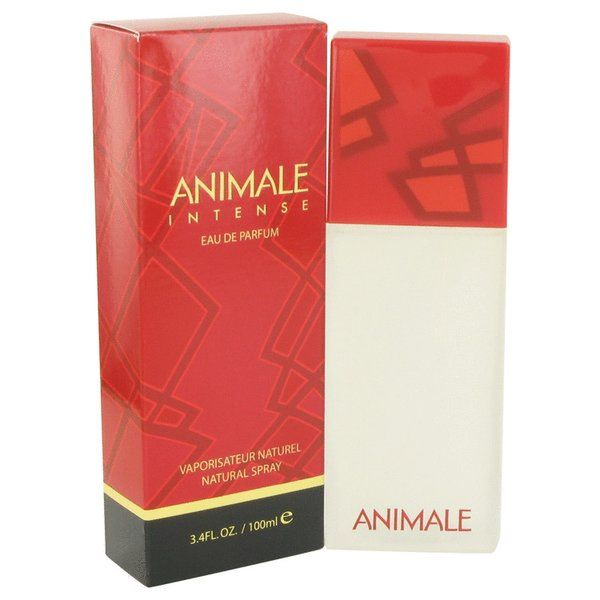 Animale Intense Perfume 100ml EDP Women Spray | Animale Intense will remind you of an African safari or time spent in the wilderness. Introduced by Animale in 2011, this scent is a warm mix of fruity overtones and exotic flowers. It combines the notes of grapefruit, freesia, black current, passion flower and apple blossom, which makes this fragrance for women ideal for daily wear Just one application on the skin and it will stay with you all day long.