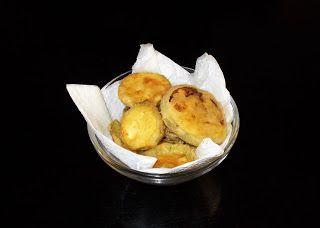Οι συνταγές του Δίας!Dias recipes!: Πως Φτιάχνουμε Τραγανά Τηγανητά Κολοκυθάκια How to...