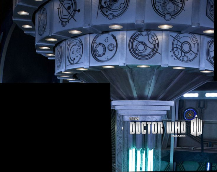 Inside The Tardis 2013