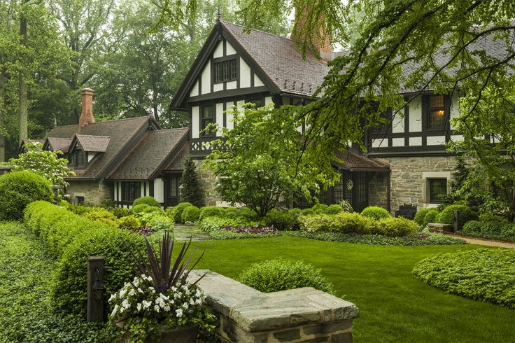 170 best english tudor remodel ideas images on pinterest Tudor style fence