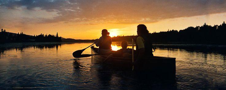 Inland canoeing / kayaking
