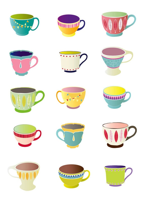 teacups by lauraamiss
