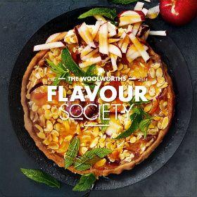 Flavourburst nectarine & almond tart