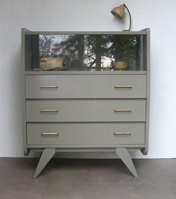 Commode années 60 - meubs