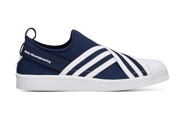 WHITE MOUNTAINEERING × ADIDAS SUPERSTAR SLIPON