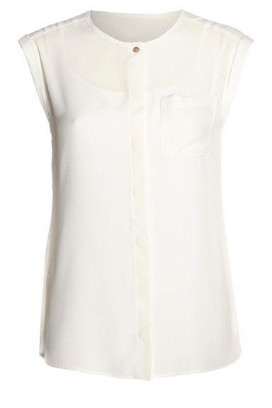 Bluzka koszulowa kremowa 49,99 zł http://www.aoutlet.pl