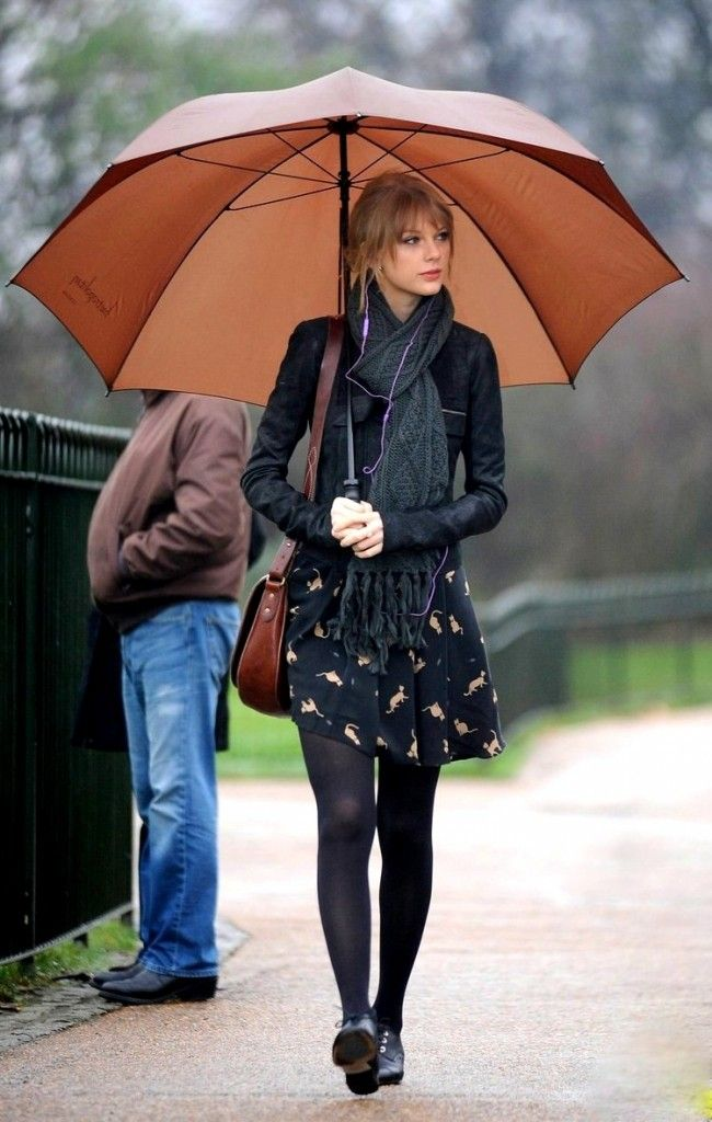 Taylor Swift Umbrella on amandafrances.com