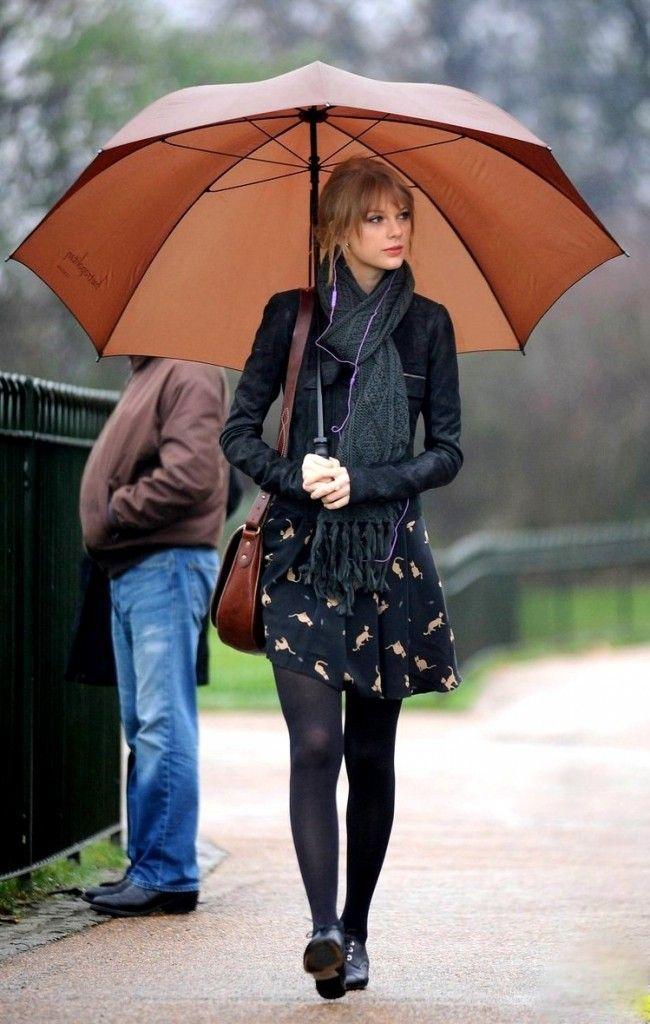 Taylor Swift Umbrella on amandafrances.com
