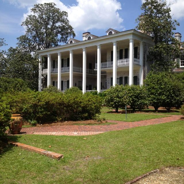 Plantation home in thomasville, GA: Plantation Homes, Sweet Songs, Southern Plantation, Plantation Houses