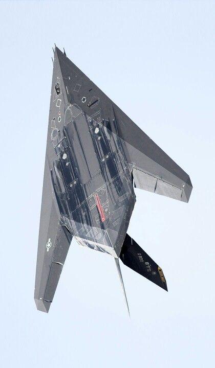 USAF F-117 Stealth Bomber
