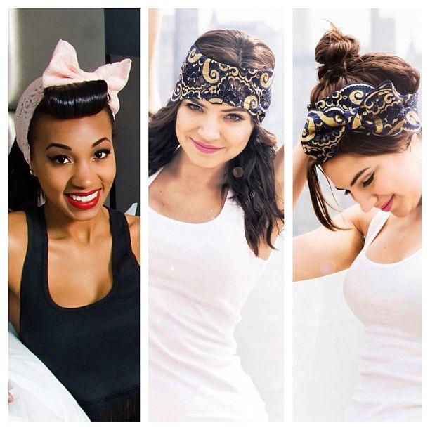 75 best gla.MAR.ous headbands images on Pinterest ...