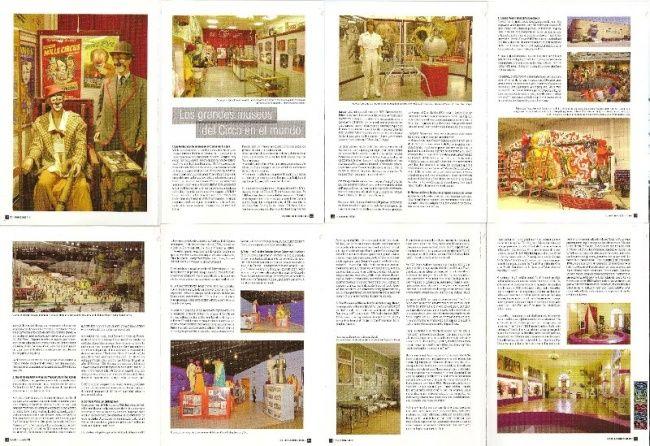 INFOCIRCO. Los grandes museos de Circo en el mundo
