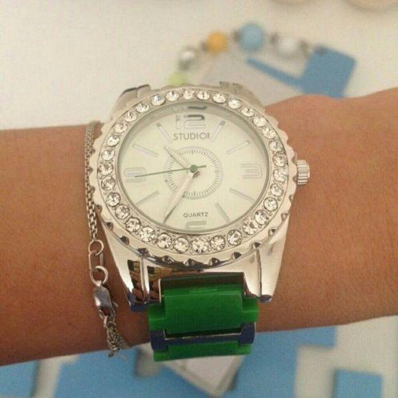 Watch New Womens green watch Accessories Watches