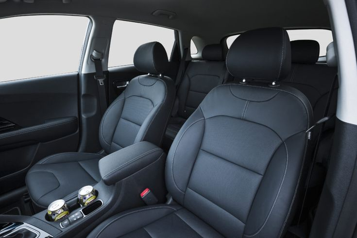kia niro interior space height: Interior height: best in its class, front and…