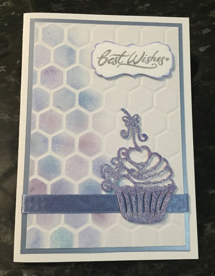 Using Couture Creations 'It's a Beautiful Life Collection - Cherry Cupcake' die