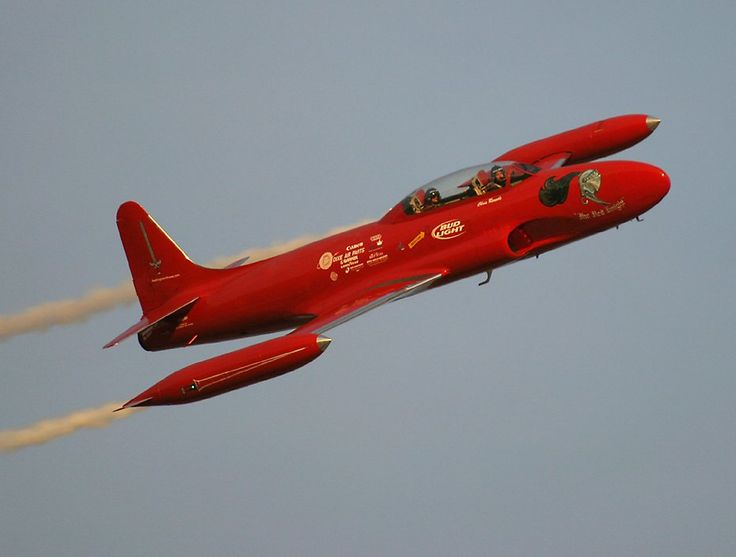 Royal Canadian T-33 Shooting Star