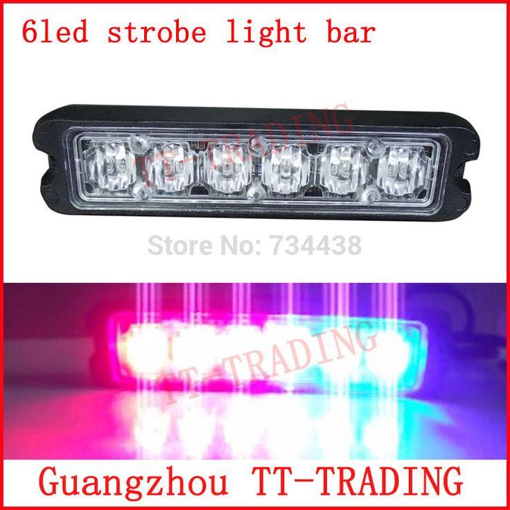 $30.00 (Buy here: https://alitems.com/g/1e8d114494ebda23ff8b16525dc3e8/?i=5&ulp=https%3A%2F%2Fwww.aliexpress.com%2Fitem%2FUltrathin-6led-Police-strobe-lights-vehicle-strobe-light-bar-car-warning-lights-truck-led-emergency-lights%2F32449073235.html ) Ultrathin 6led Police strobe lights vehicle strobe light bar car warning lights truck led emergency lights RED BLUE WHITE for just $30.00