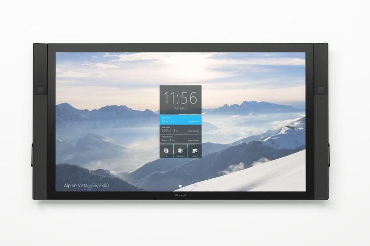 MS Surface Hub