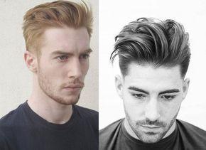 """""""Como fazer penteado masculino retrô """""""