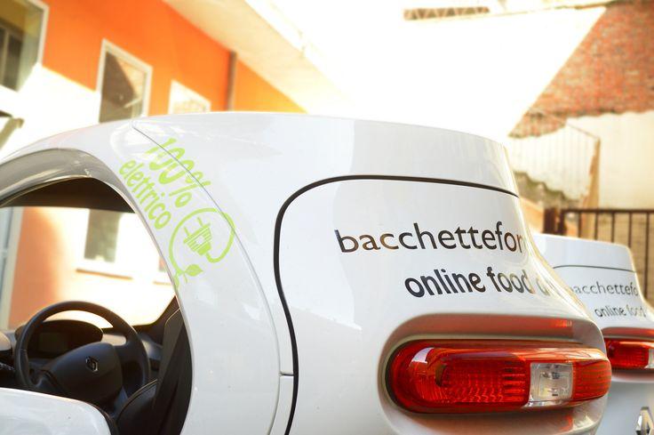 100% elettrica, il food delivery che non inquina