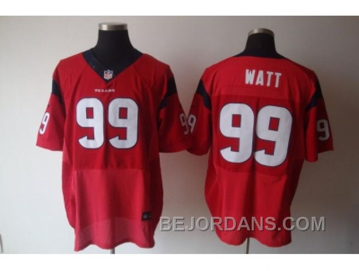 http://www.bejordans.com/free-shipping-60-off-nike-nfl-houston-texans-99-watt-red-elite-jerseys.html FREE SHIPPING ! 60% OFF! NIKE NFL HOUSTON TEXANS #99 WATT RED ELITE JERSEYS Only $20.00 , Free Shipping!