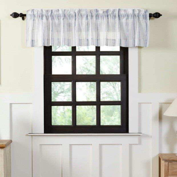 Best 25+ Farmhouse Valances Ideas On Pinterest