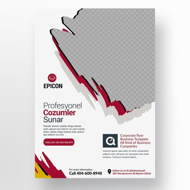 ورقة A4 النشرة نشرة مجردة إعلان دعاية واعلان وكالة وكالة إعلانية الناشر الوكيل الأزرق فلاير والأعمال Flyer Corporate Flyer Graphic Design Business Card