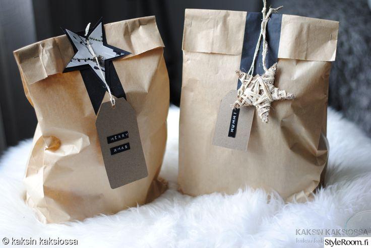paperipussi,paketti,lahja,joulu,joululahja
